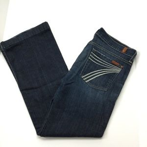 7FAM 7 for all mankind dojo jeans